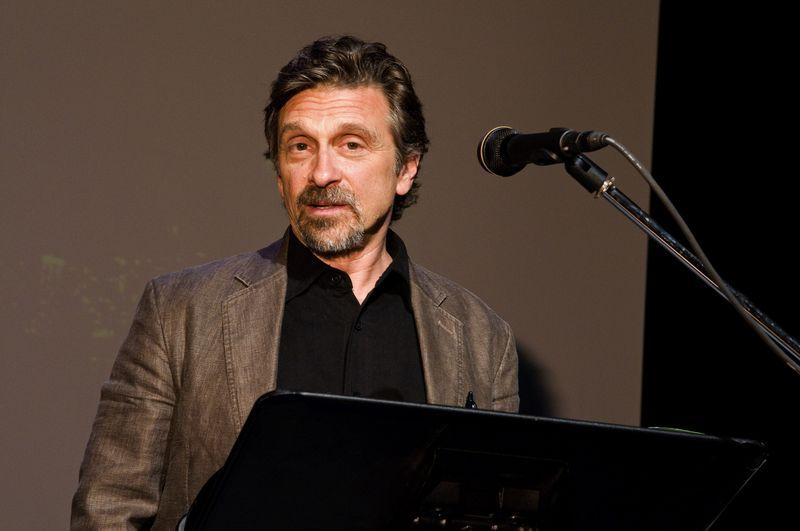 Dennis Boutsikaris, photog - Alan Haywood
