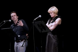 Denis O'Hare & Martha Plimpton