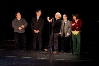 The Liar Show, photo by Alan Haywood