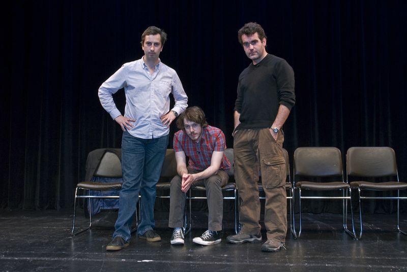 Henry, John, Brian